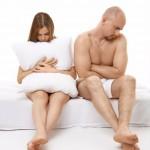 Más de un cuarto de los hombres sufre de problemas sexuales