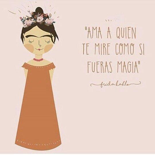 Frases De Frida Kahlo Con Las Que De Seguro De Identificaras
