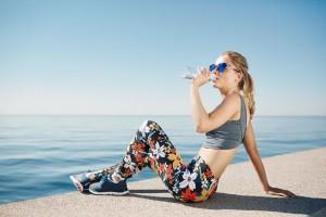 El gran aliado del verano y las dietas: el agua