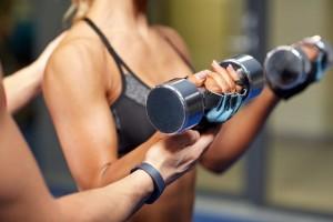 ¡Cuidado con el entrenamiento con pesas!