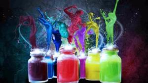 Colores que ayudan a la creatividad, la memoria y la concentración