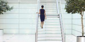 Subir escaleras rejuvenece el cerebro