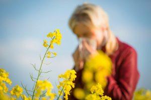 "Off al ""modo"" alergia"