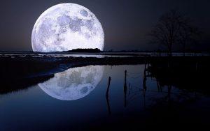 La luna llena del domingo traerá cambios favorables