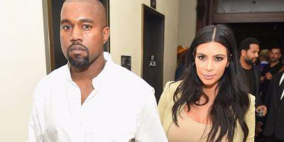 Kanye West y Kim