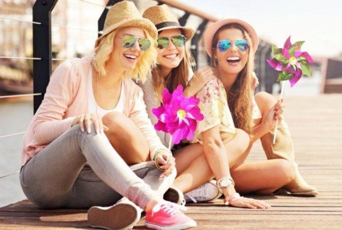 Las mujeres necesitamos salir con nuestras amigas dos veces por