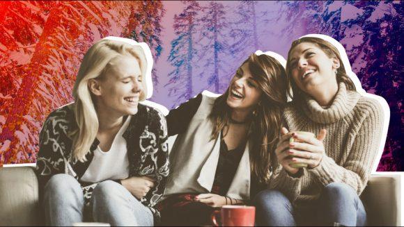 beneficios de salir con amigasq