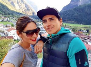 Pangal Andrade reveló los pros y contras de su relación con Kel Calderón