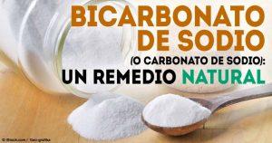 Usos del bicarbonato en la belleza