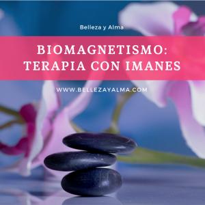 Biomagnetismo: Terapia con imanes