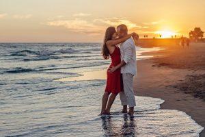 Qué tan importante es besar durante la intimidad