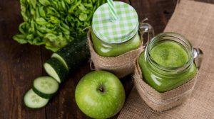Bebida detox: Una bomba para adelgazar