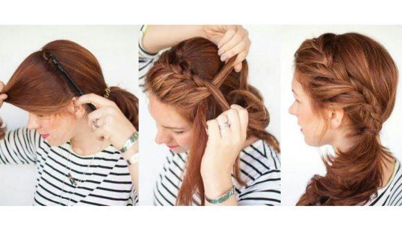 Peinados muy fáciles