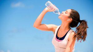 Consecuencias de no tomar agua