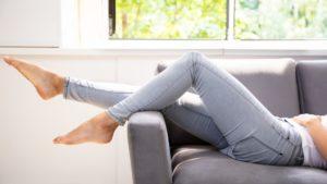 Salud mental en el estilo de vida sedentario