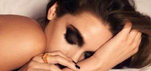 Cuidado del cutis, tras haber dormido con  el maquillaje